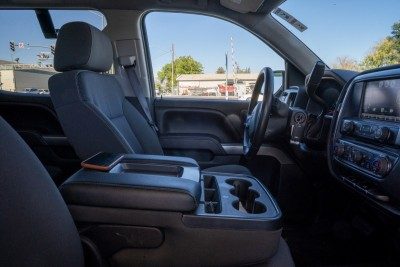 Used 2015 CHEVROLET SILVERADO LT  in Gilroy, CA