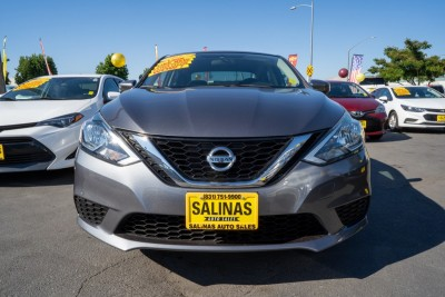 Used 2017 NISSAN SENTRA S  in Gilroy, CA
