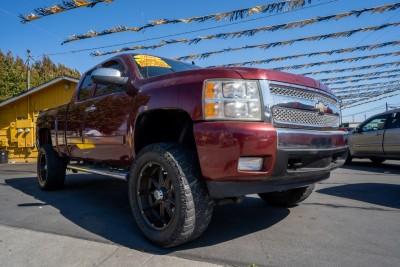 Used 2008 CHEVROLET Silverado 1500 LT1  in Gilroy, CA