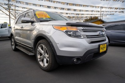 Used 2011 FORD EXPLORER Limited  in Gilroy, CA