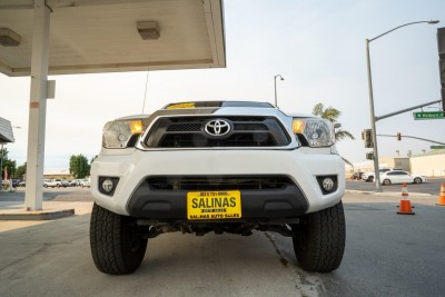 Used 2012 TOYOTA TACOMA Base Double Cab  in Gilroy, CA