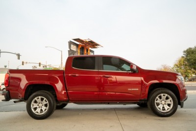 Used 2017 CHEVROLET Colorado LT  in Gilroy, CA