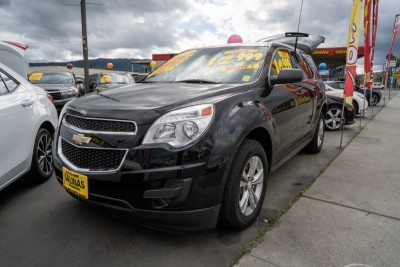 2014 CHEVROLET EQUINOX  in Gilroy, CA