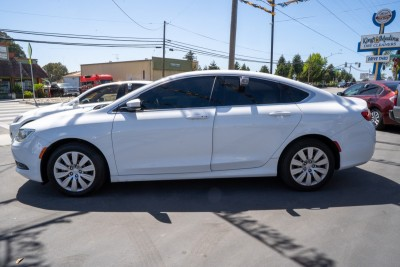2015 CHRYSLER 200 LX  in Gilroy, CA