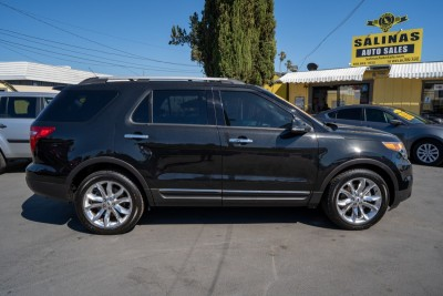 Used 2014 FORD EXPLORER Limited  in Gilroy, CA