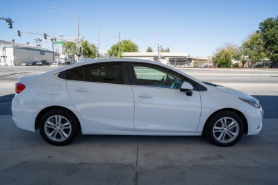 Used 2017 CHEVROLET CRUZE LT  in Gilroy, CA