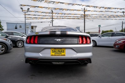 Used 2018 FORD MUSTANG Base  in Gilroy, CA