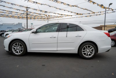 Used 2016 CHEVROLET MALIBU LIMITED LT  in Gilroy, CA