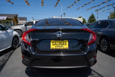 Used 2016 HONDA Civic LX  in Gilroy, CA