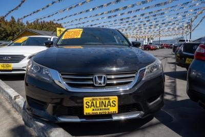 Used 2015 HONDA Accord LX  in Gilroy, CA