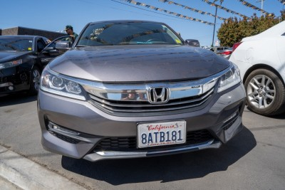 Used 2017 HONDA Accord EX-L  in Gilroy, CA