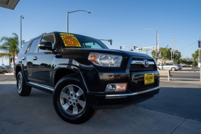 Used 2011 TOYOTA 4Runner SR5  in Gilroy, CA