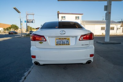 Used 2012 LEXUS IS 250 Base  in Gilroy, CA