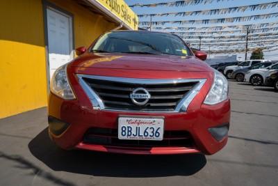 Used 2016 NISSAN VERSA SV  in Gilroy, CA