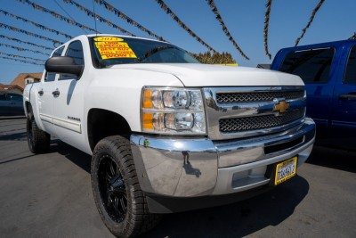 Used 2013 CHEVROLET SILVERADO  in Gilroy, CA