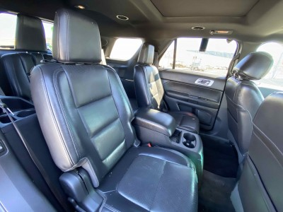 Used 2012 FORD EXPLORER Limited  in Gilroy, CA