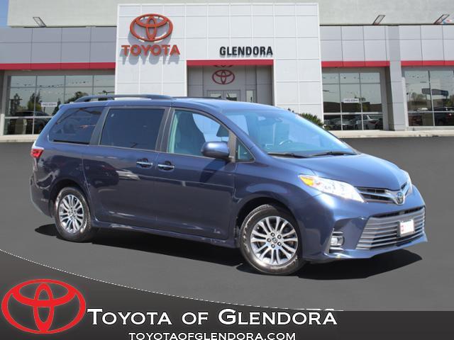 Used 2019 Toyota Sienna XLE in Glendora, CA