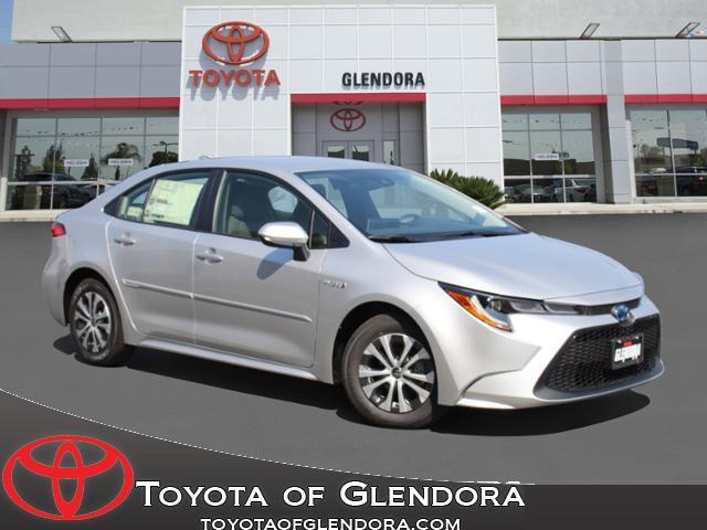 New 2021 Toyota Corolla Hybrid LE in Glendora, CA