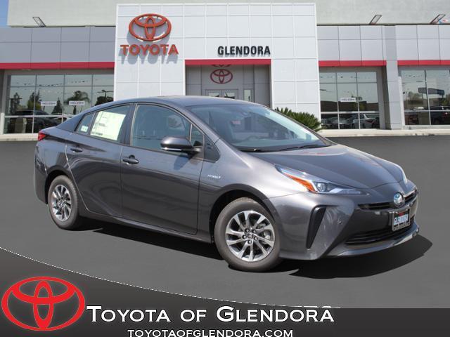 New 2021 Toyota Prius XLE in Glendora, CA
