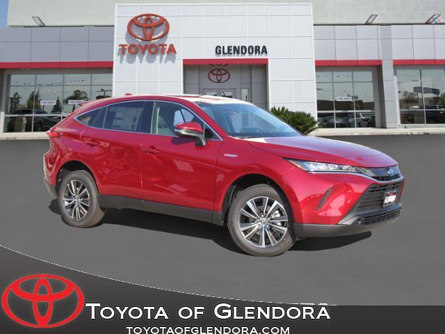 New 2021 Toyota Venza LE in Glendora, CA