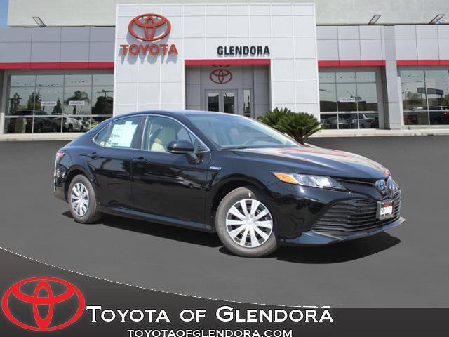 New 2020 Toyota Camry Hybrid LE in Glendora, CA