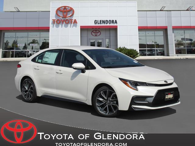 New 2021 Toyota Corolla SE in Glendora, CA