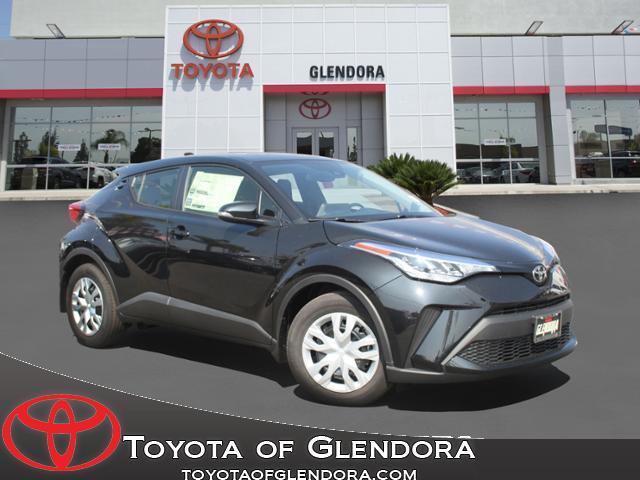New 2021 Toyota C-HR LE in Glendora, CA