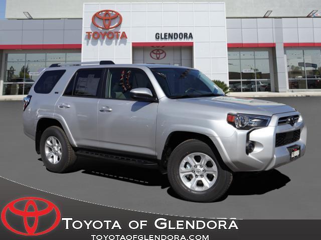 New 2021 Toyota 4Runner SR5 in Glendora, CA