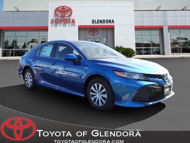 New 2020 Toyota Camry Hybrid LE in Glendora, CA