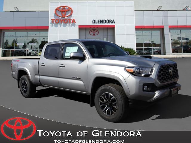 New 2021 Toyota Tacoma 4WD TRD Sport in Glendora, CA