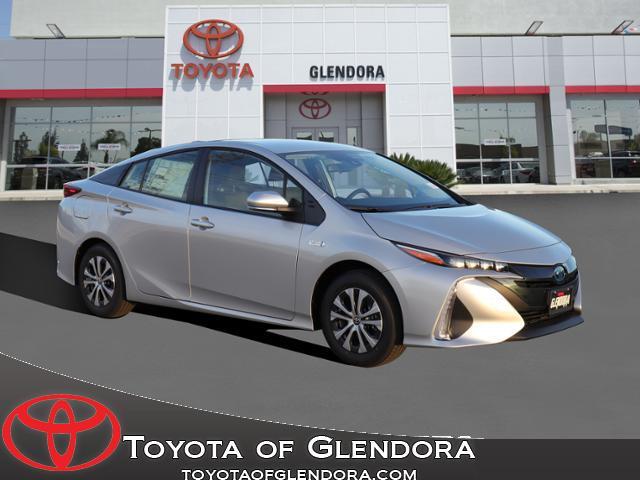 New 2021 Toyota Prius Prime XLE in Glendora, CA