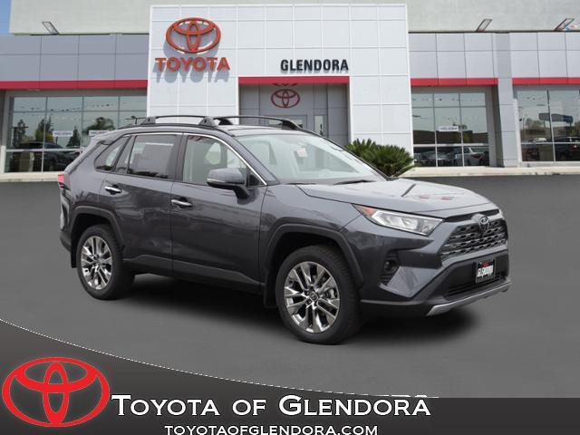 New 2021 Toyota RAV4 Limited in Glendora, CA