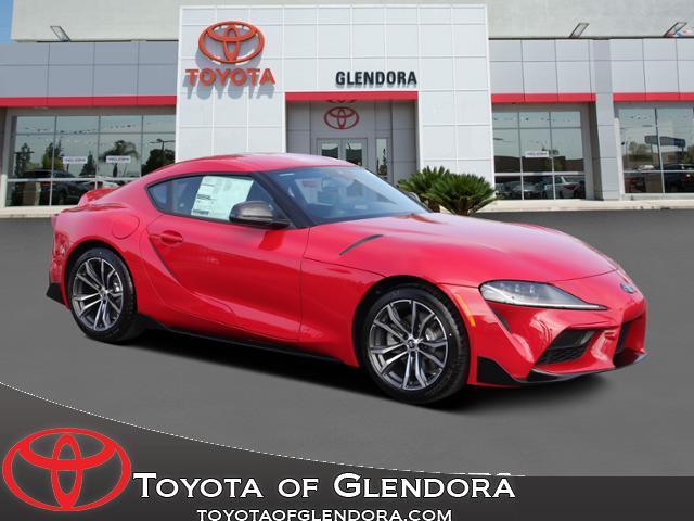 New 2021 Toyota GR Supra 2 in Glendora, CA