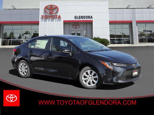 New 2021 Toyota Corolla LE in Glendora, CA