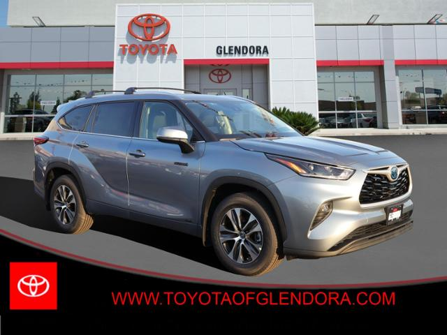 New 2021 Toyota Highlander XLE in Glendora, CA