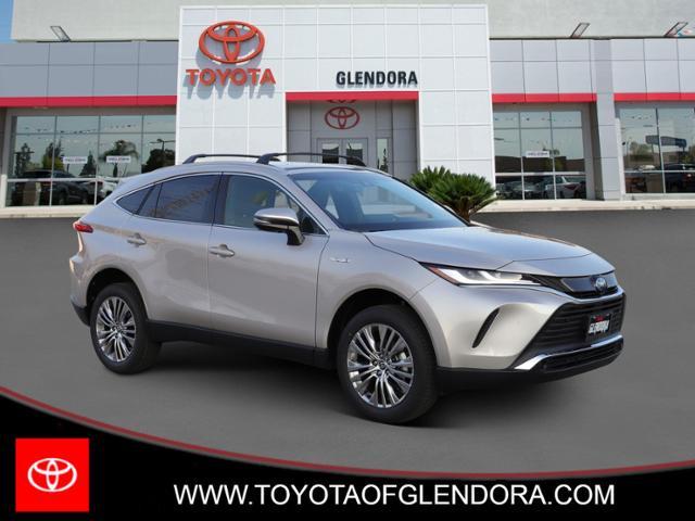 New 2021 Toyota Venza XLE in Glendora, CA