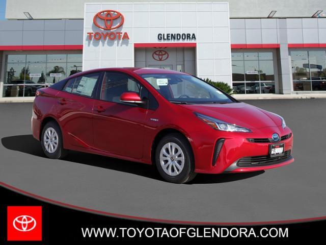 New 2021 Toyota Prius LE in Glendora, CA