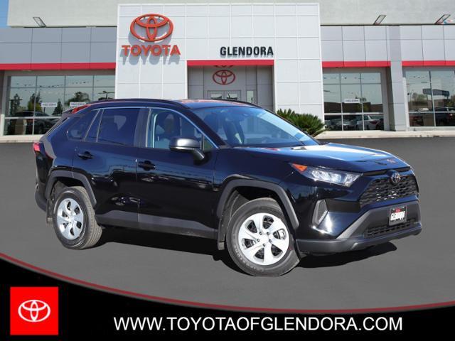 New 2021 Toyota RAV4 LE in Glendora, CA