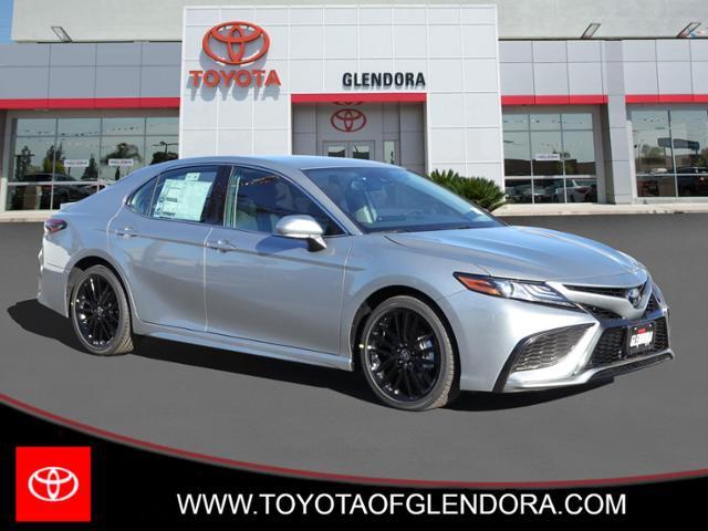 New 2021 Toyota Camry XSE in Glendora, CA