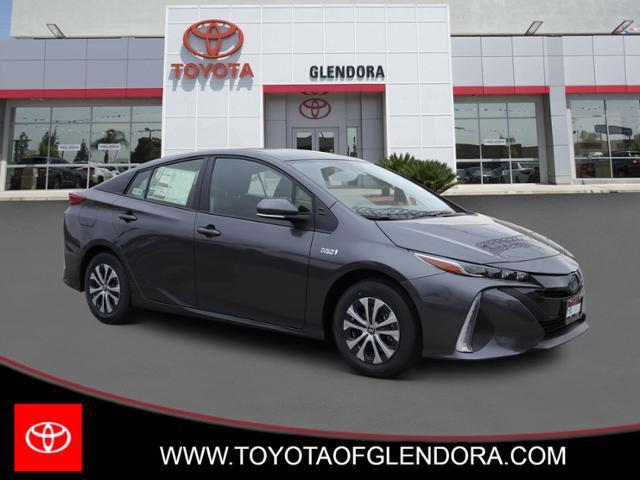 New 2021 Toyota Prius Prime LE in Glendora, CA