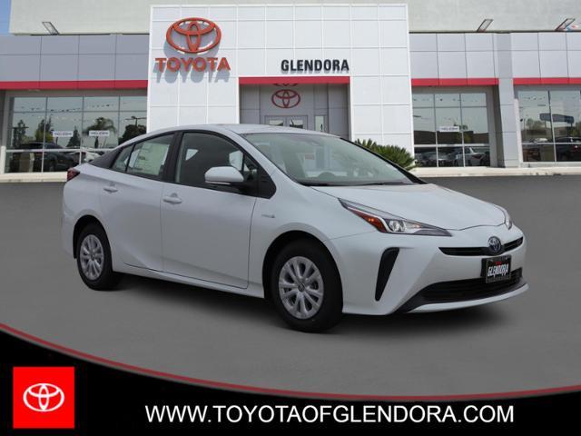 New 2021 Toyota Prius L in Glendora, CA