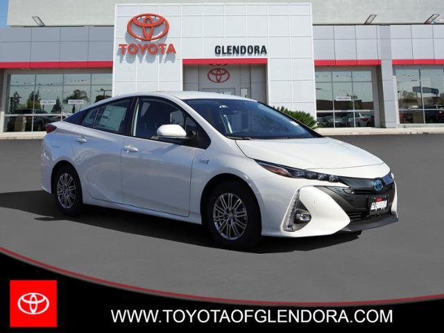 New 2021 Toyota Prius Prime Limited in Glendora, CA