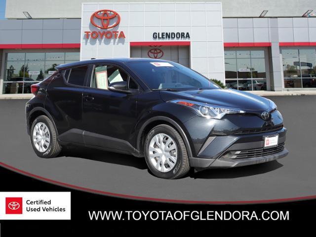 Used 2019 Toyota C-HR LE in Glendora, CA