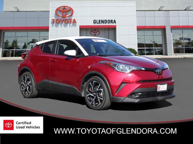 Used 2018 Toyota C-HR XLE in Glendora, CA