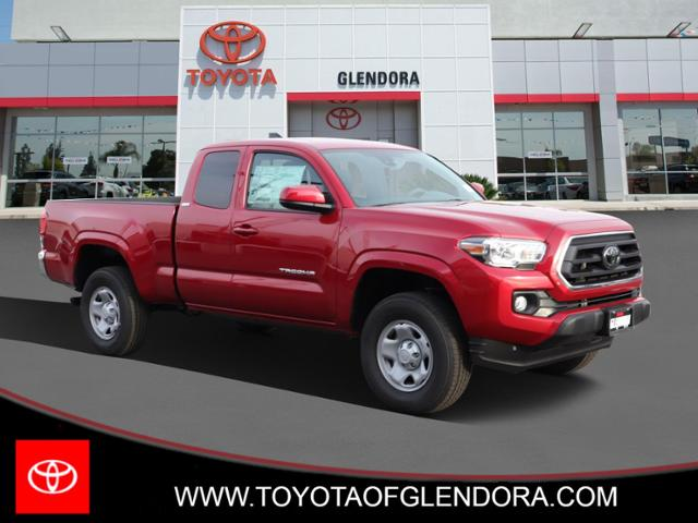 New 2021 Toyota Tacoma SR5 in Glendora, CA