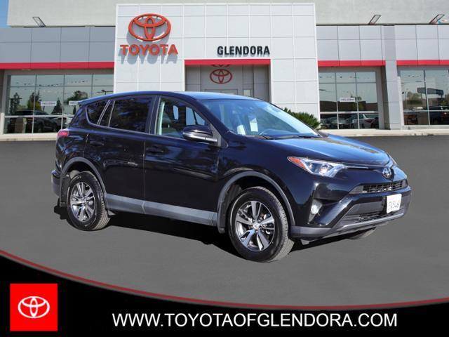 Used 2018 Toyota RAV4 XLE in Glendora, CA