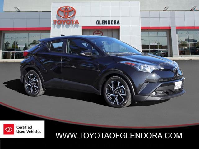 Used 2018 Toyota C-HR XLE Premium in Glendora, CA