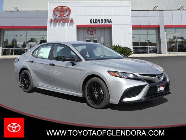 New 2021 Toyota Camry Nightshade in Glendora, CA