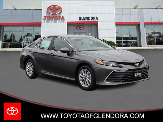 New 2021 Toyota Camry LE in Glendora, CA