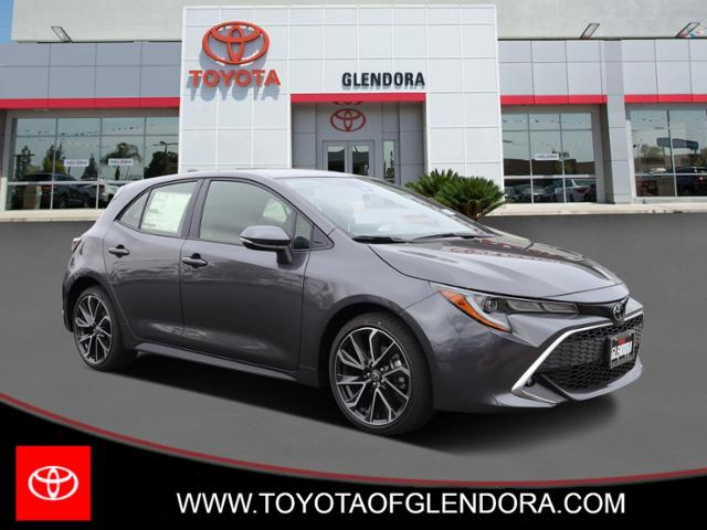 New 2021 Toyota Corolla Hatchback XSE in Glendora, CA